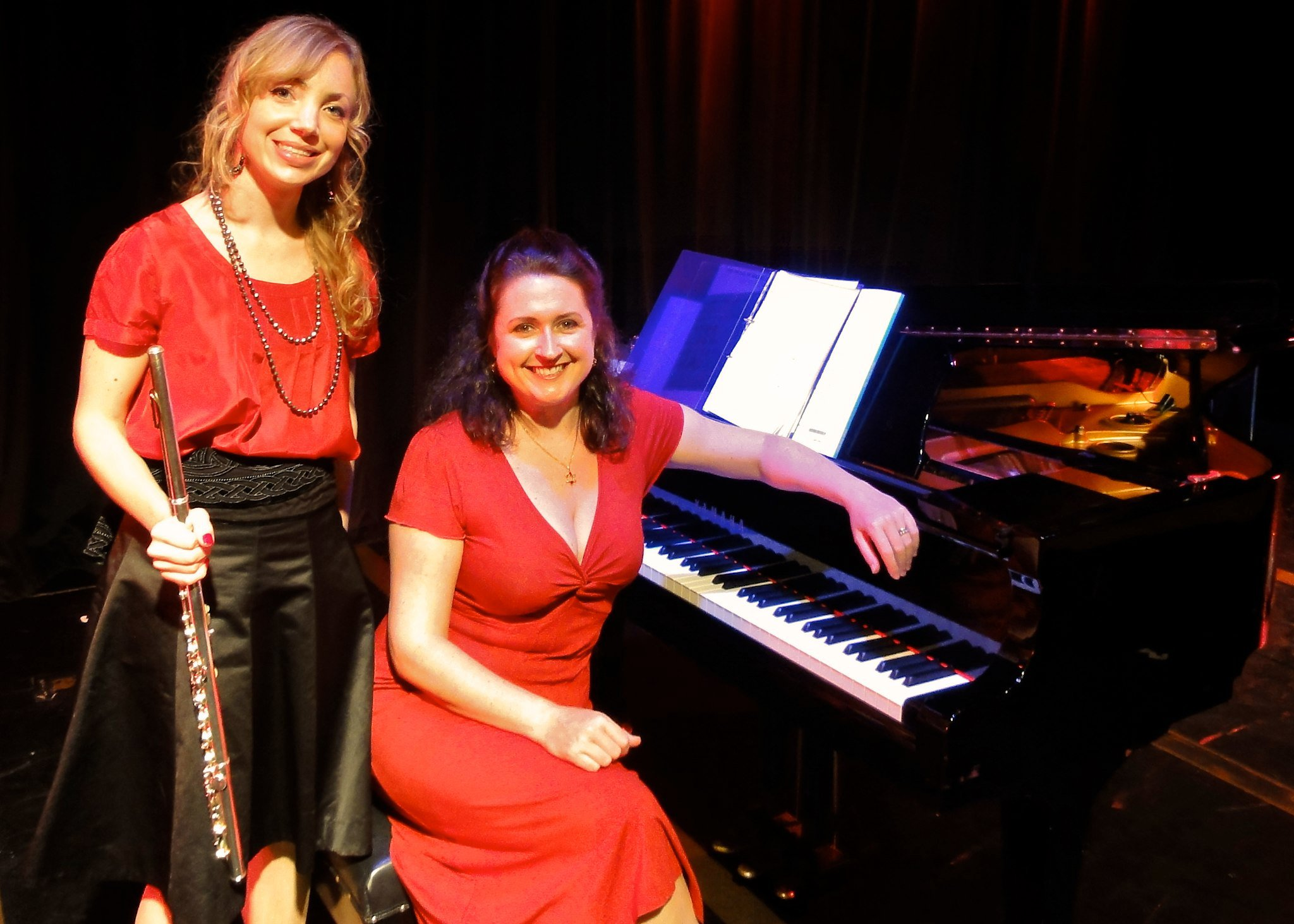 Recitals on the Oceana with Rosie Reed